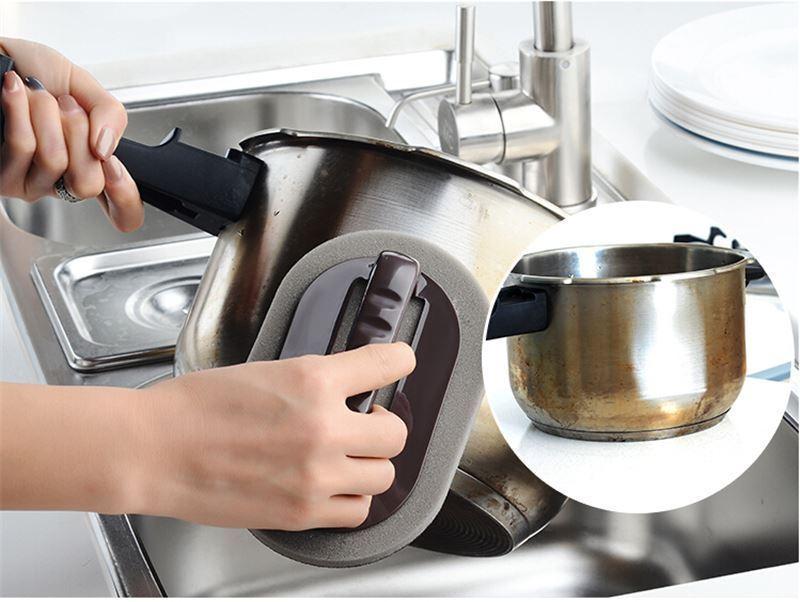 Houba na mytí hrnců