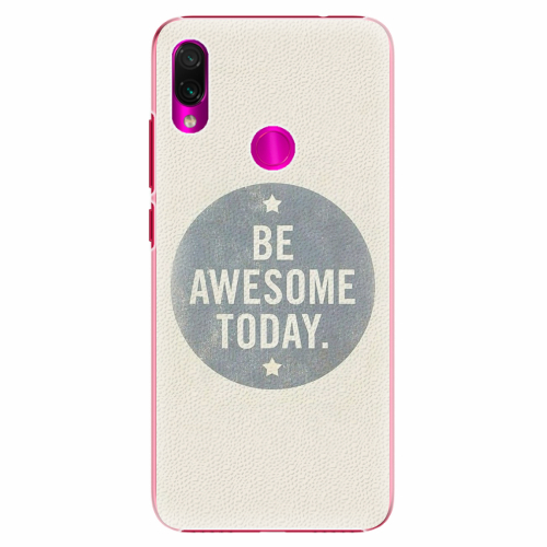Plastový kryt iSaprio - Awesome 02 - Xiaomi Redmi Note 7