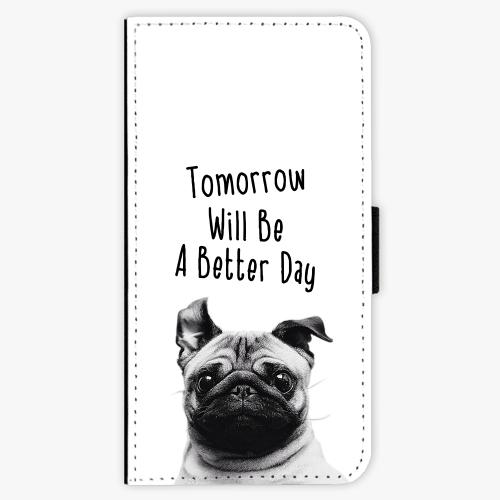 Flipové pouzdro iSaprio - Better Day 01 - Sony Xperia XZ