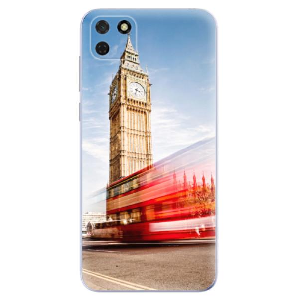Odolné silikonové pouzdro iSaprio - London 01 - Huawei Y5p
