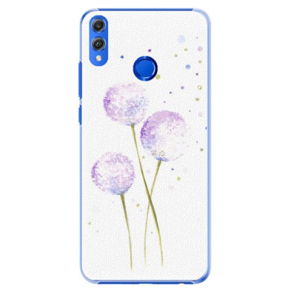 Plastové pouzdro iSaprio - Dandelion - Huawei Honor 8X