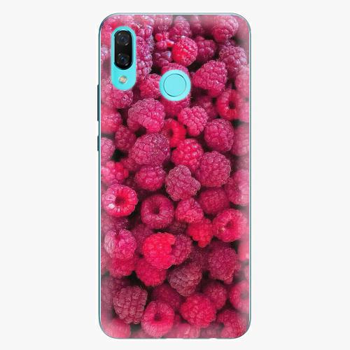 Plastový kryt iSaprio - Raspberry - Huawei Nova 3
