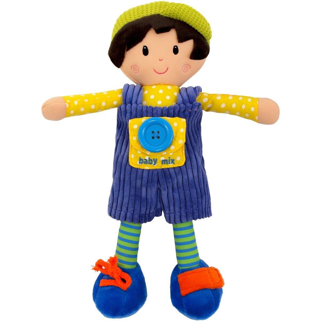 Panenka chlapeček Baby Mix Artur - dle obrázku