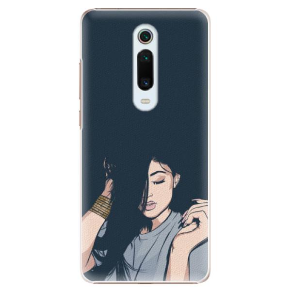 Plastové pouzdro iSaprio - Swag Girl - Xiaomi Mi 9T Pro