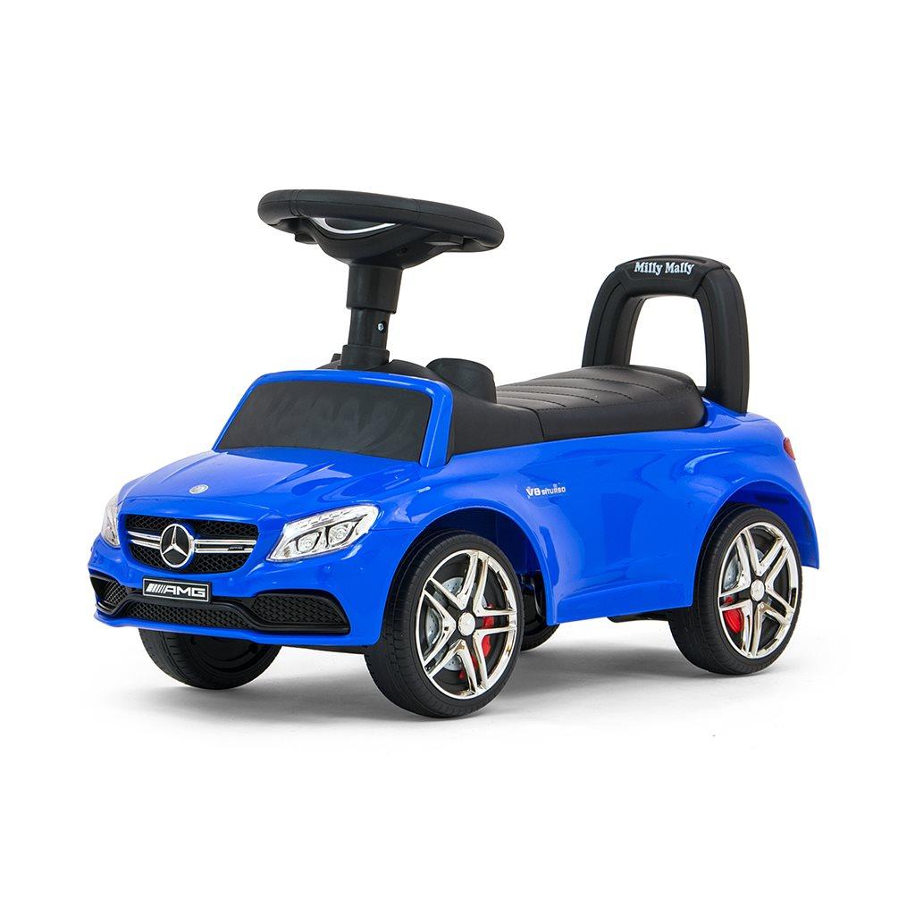 Odrážedlo Mercedes Benz AMG C63 Coupe Milly Mally - blue - modrá