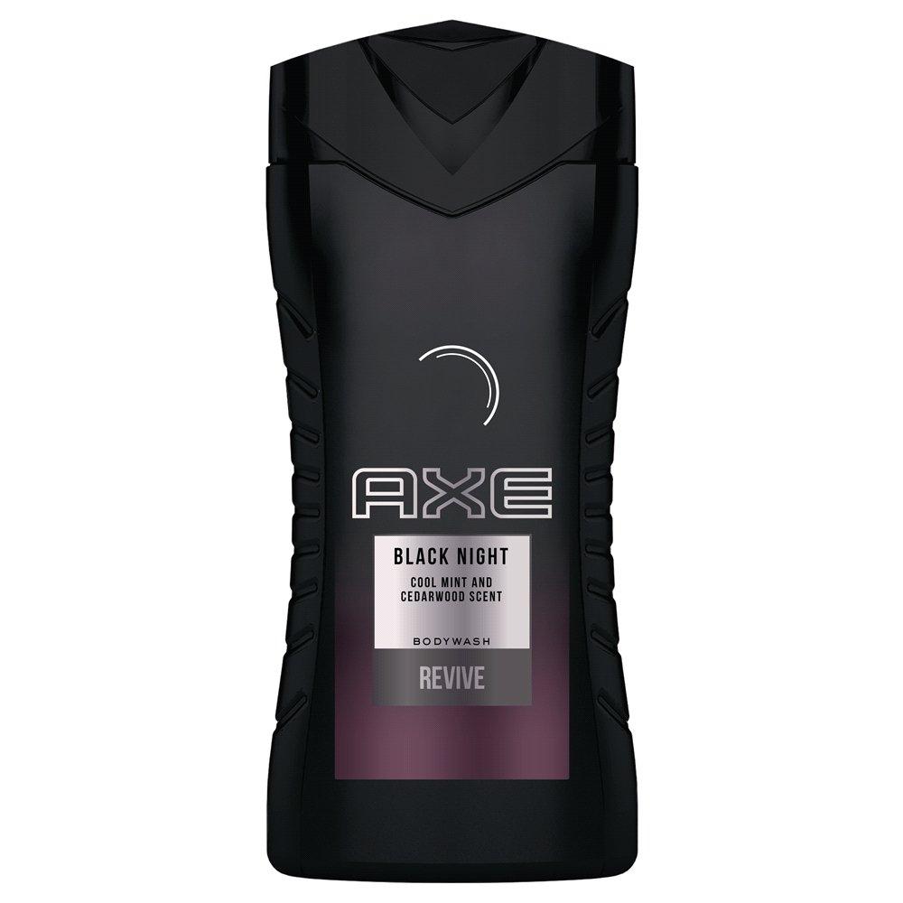 Black Night sprchový gel 250 ml