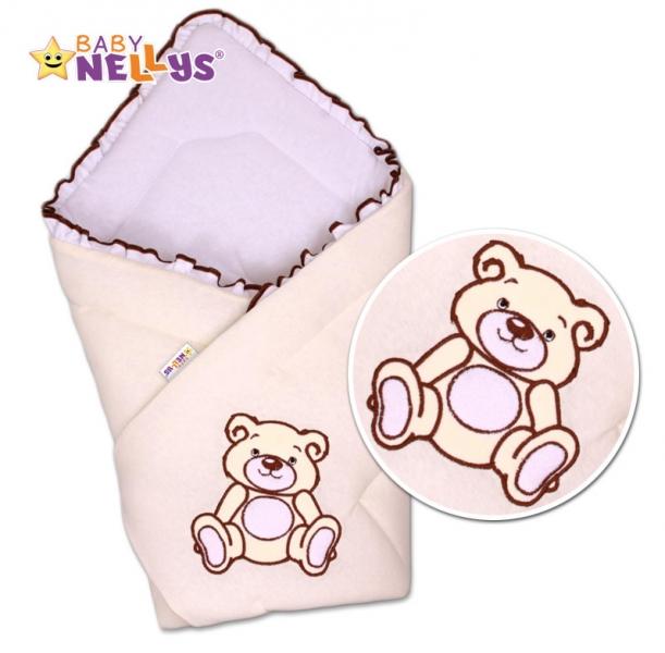 baby-nellys-zavinovacka-teddy-bear-jersey-smetanova
