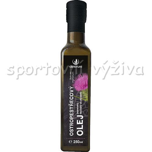 Allnature Ostropestřecový Olej 250ml