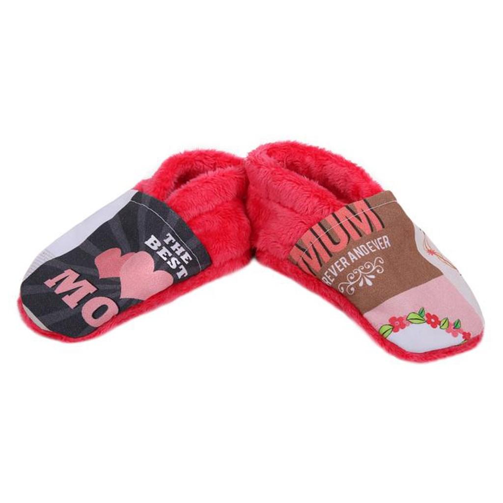 Bačkůrky Cuddly Zoo - Máma S korálová - červená