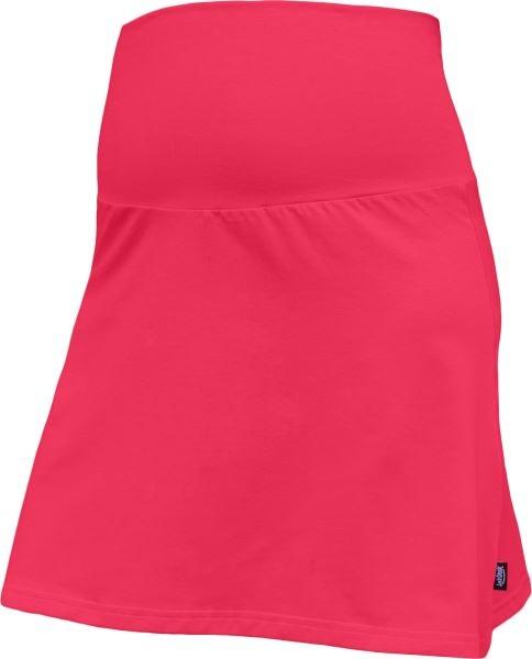 Letní těhotenská sukně Jolana - Áčkový střih