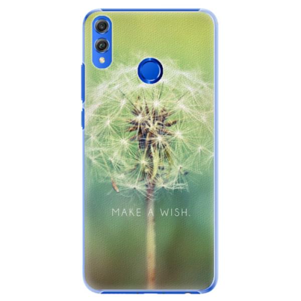 Plastové pouzdro iSaprio - Wish - Huawei Honor 8X