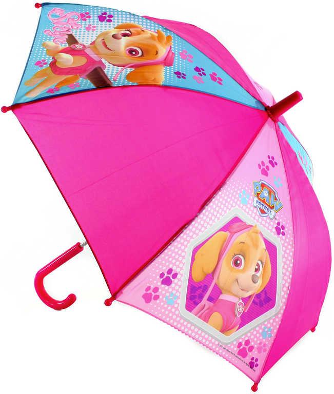 Deštník dětský Disney Tlapková patrola manuální otevírání 55cm