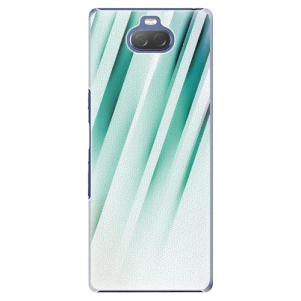 Plastové pouzdro iSaprio - Stripes of Glass - Sony Xperia 10
