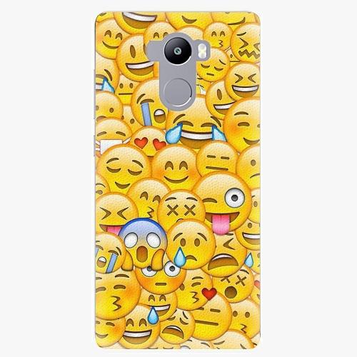 Plastový kryt iSaprio - Emoji - Xiaomi Redmi 4 / 4 PRO / 4 PRIME