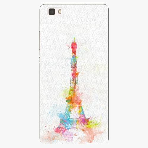 Plastový kryt iSaprio - Eiffel Tower - Huawei Ascend P8 Lite