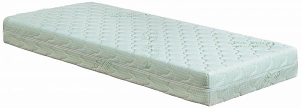 Dětská matrace s aloe 120x60x12cm, de Lux kokos/pěna/kokos