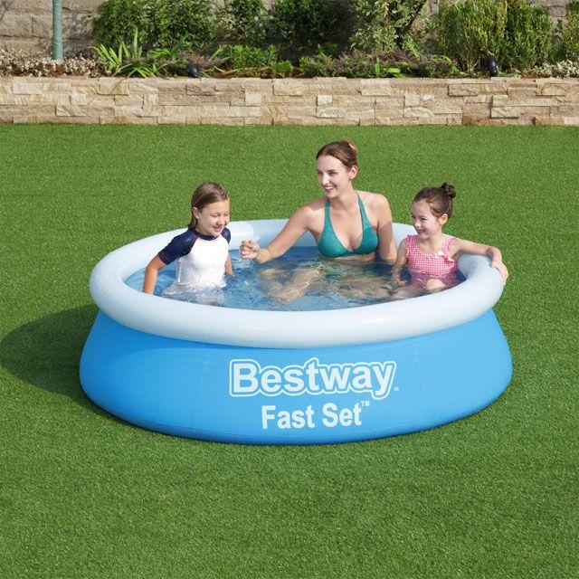 Samostavitelný bazén Bestway 183 x 51 cm