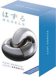 Huzzle Cast - Donuts