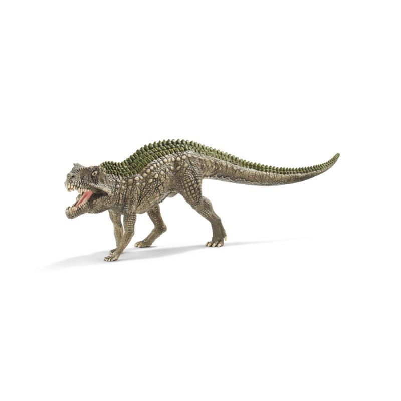 Prehistorické zvířátko - Postosuchus s pohyblivou čelistí
