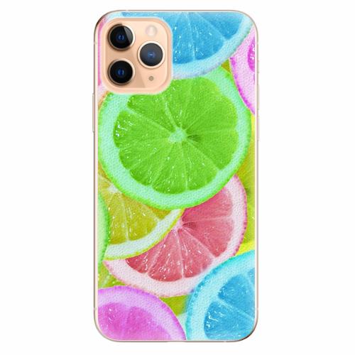 Silikonové pouzdro iSaprio - Lemon 02 - iPhone 11 Pro