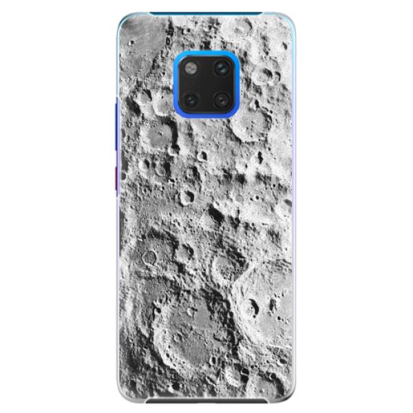 Plastové pouzdro iSaprio - Moon Surface - Huawei Mate 20 Pro