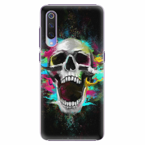 Plastový kryt iSaprio - Skull in Colors - Xiaomi Mi 9