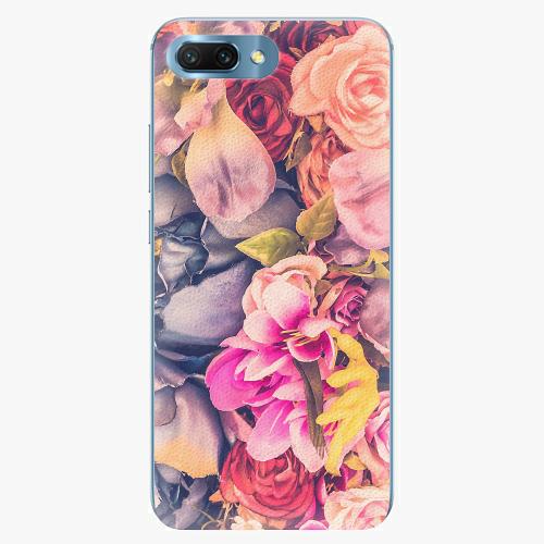 Plastový kryt iSaprio - Beauty Flowers - Huawei Honor 10