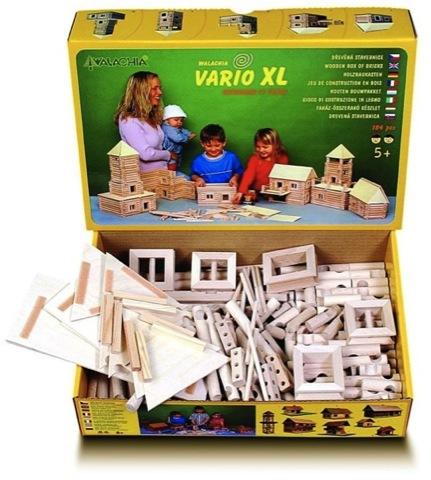WALACHIA Vario XL 33W21 dřevěná stavebnice