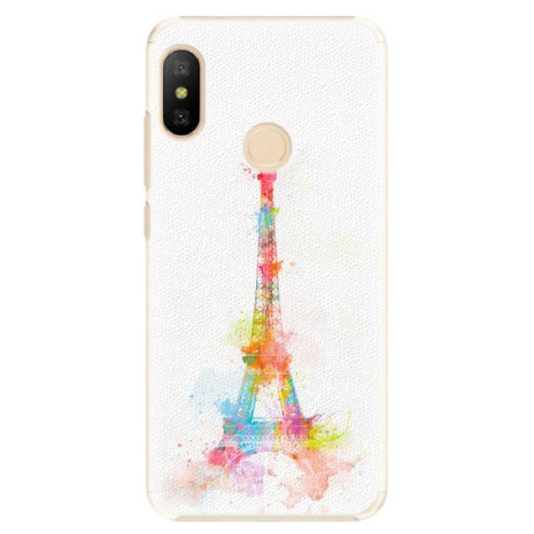 Plastové pouzdro iSaprio - Eiffel Tower - Xiaomi Mi A2 Lite