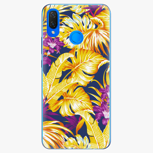 Plastový kryt iSaprio - Tropical Orange 04 - Huawei Nova 3i