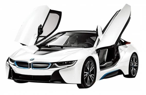 BMW i8 1:14 RTR – bílý