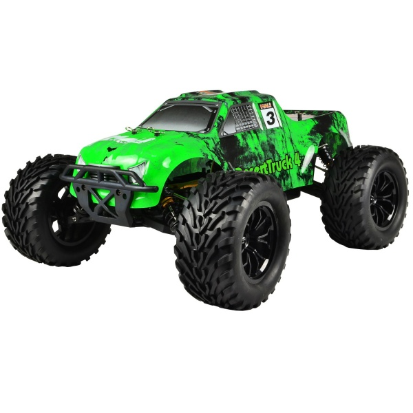 DesertTruck 4 RTR, brushed, DF models 1/10