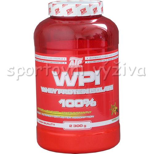 WPI - Whey Protein Isolate 100%