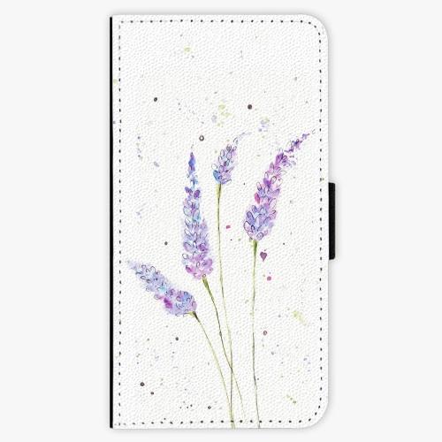 Flipové pouzdro iSaprio - Lavender - Lenovo Moto G5 Plus