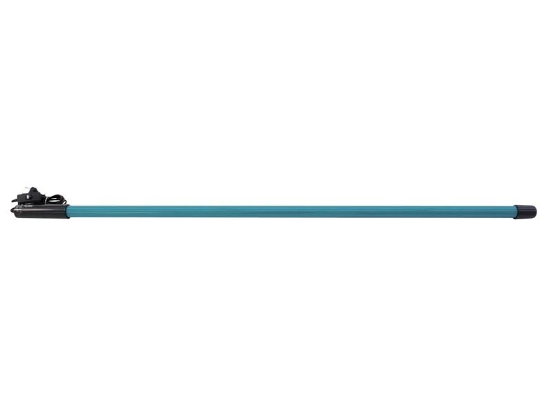 Eurolite neónová tyč T8, 36 W, 134 cm, tyrkysová, L