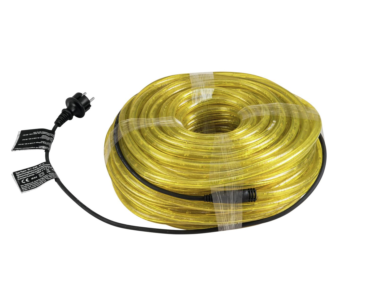 Rubberlight 44, žlutý, 44m