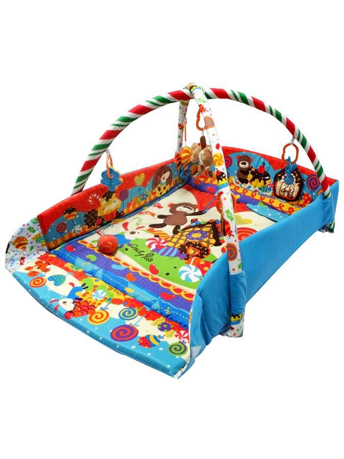 Hrací deka Baby Mix medvídek - dle obrázku