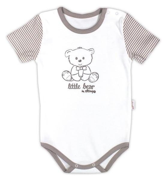 Body kr.rukáv NICOL Malý medvídek, vel. 98 - 98 (24-36m)