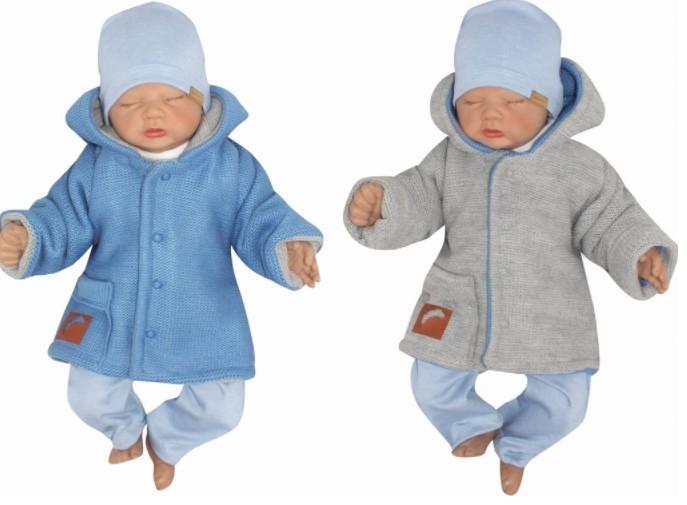 z-z-pleteny-oboustranny-svetrik-kabatek-s-kapuci-modro-sedy-56-1-2m