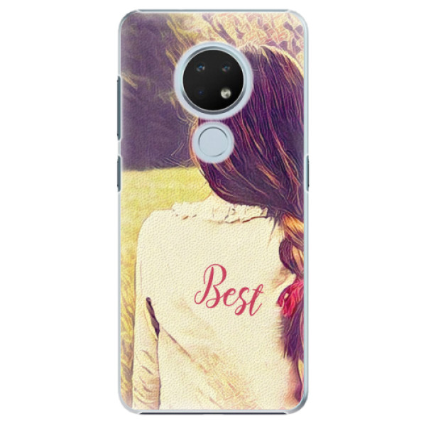 Plastové pouzdro iSaprio - BF Best - Nokia 6.2