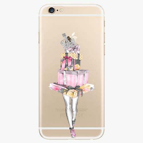 Silikonové pouzdro iSaprio - Queen of Shopping - iPhone 6/6S