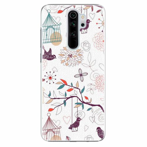 Plastový kryt iSaprio - Birds - Xiaomi Redmi Note 8 Pro