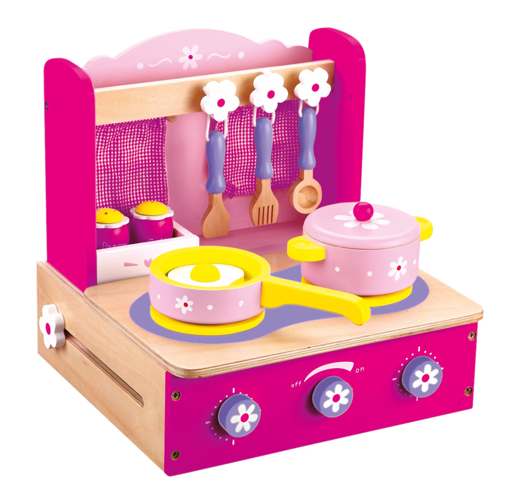 Dětský vařič s příslušenstvím, 10 dílů