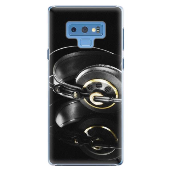 Plastové pouzdro iSaprio - Headphones 02 - Samsung Galaxy Note 9