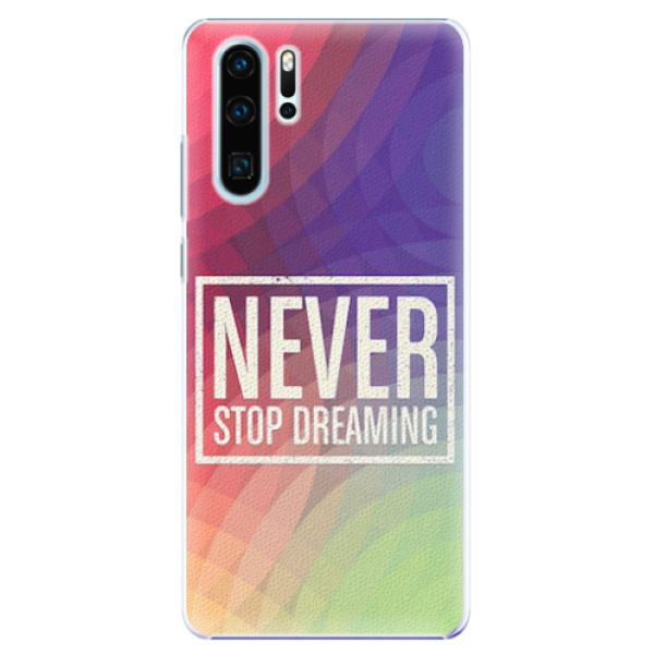 Plastové pouzdro iSaprio - Dreaming - Huawei P30 Pro