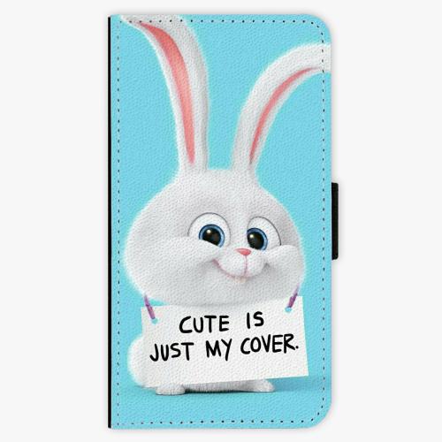 Flipové pouzdro iSaprio - My Cover - Samsung Galaxy S6 Edge