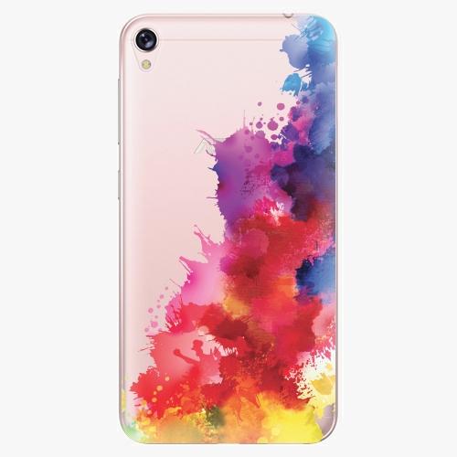 Plastový kryt iSaprio - Color Splash 01 - Asus ZenFone Live ZB501KL