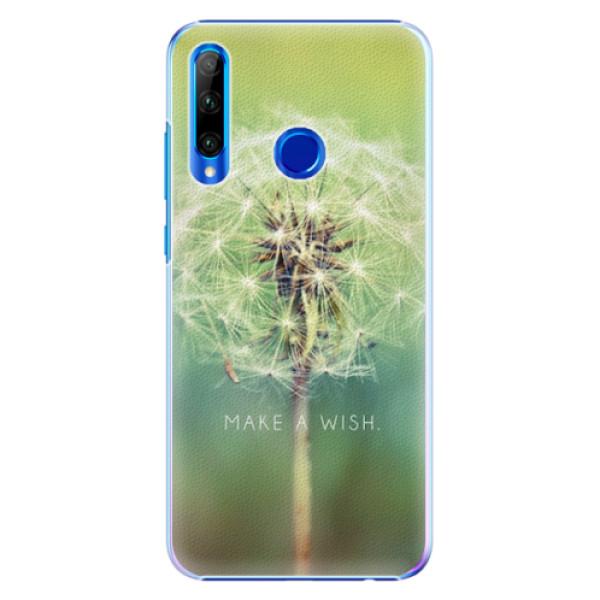 Plastové pouzdro iSaprio - Wish - Huawei Honor 20 Lite