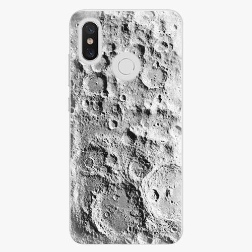 Plastový kryt iSaprio - Moon Surface - Xiaomi Mi 8