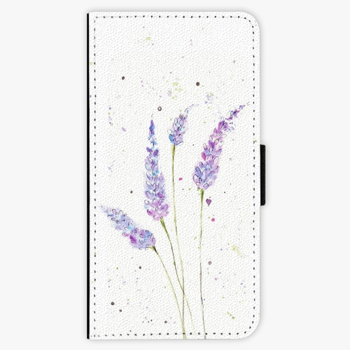 Flipové pouzdro iSaprio - Lavender - Sony Xperia X Compact